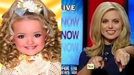 Child Beauty Pageant Contestants vs. Fox News Reporters