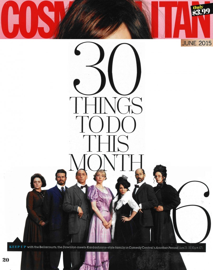 Cosmopolitan - 30 Things To Do This Month- June 2015- Hi Res