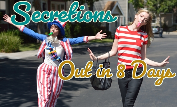 SECRETIONS Countdown: 8 Days Until Garfunkel And Oates' New Album Is Released!