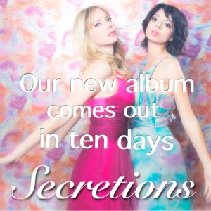 SECRETIONS Countdown: 10 Days Until Garfunkel And Oates' New Album is Released!