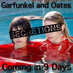 SECRETIONS Countdown: 9 Days Until Our New Album Is Released!